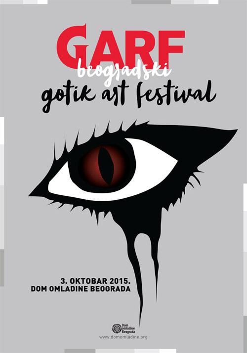 GARF – Beogradski Gothic Art Festival | Festival Gotik supkulture prvi put u Beogradu! | Dom omladine 2015