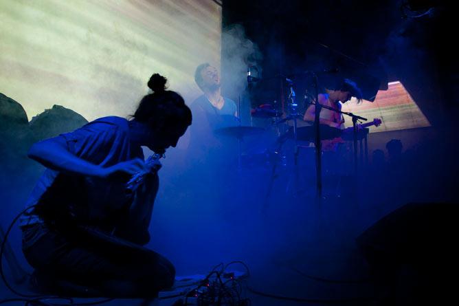 Hertzinger: Live-electro-rock bend sa nesvakidašnjom kombinacijom flaute, gitare i bubnjeva