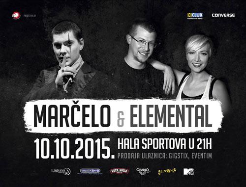 Sve je moje tuđe: Novi singl i spot grupe Elemental pred veliki beogradski koncert!
