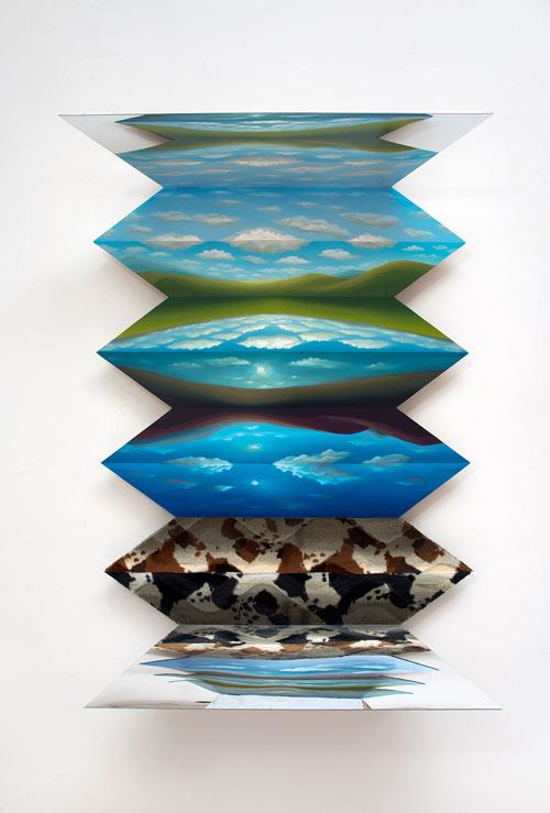 NALIČJA STVARNOSTI: Izložba Petra Radlovica u Galeriji ULUS