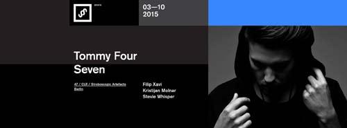 Tommy Four Seven: Berlinski DJ najavljuje nezaboravnu žurku do jutra! | Klub Drugstore Beograd 2015