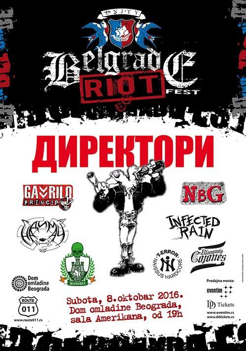 Belgrade Riot Fest