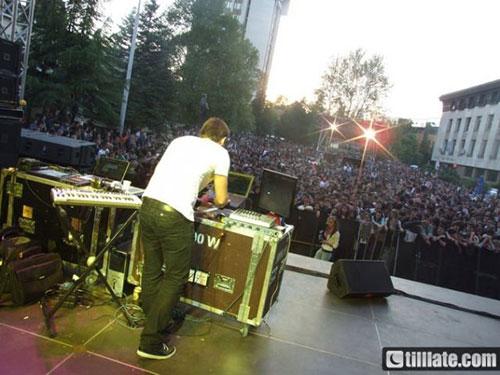 DJ Lion u Bugarskoj