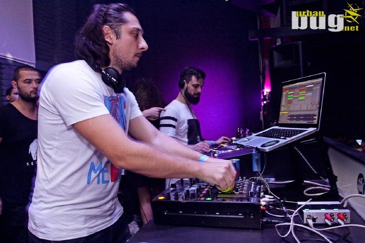 DJ Lion na Samo Tvrdo žurci u Monsunu prošle godine
