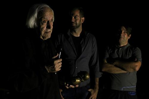 Uručenje nagrade Bela Lugoši Đorđu Kadijeviću