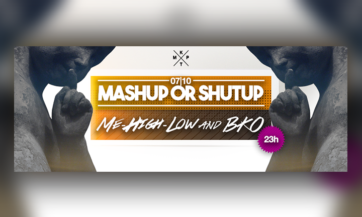 Mashup or Shutup - KPTM