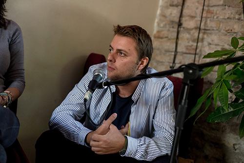 Milan Milosavljević / Foto: Jovan Nedeljkov