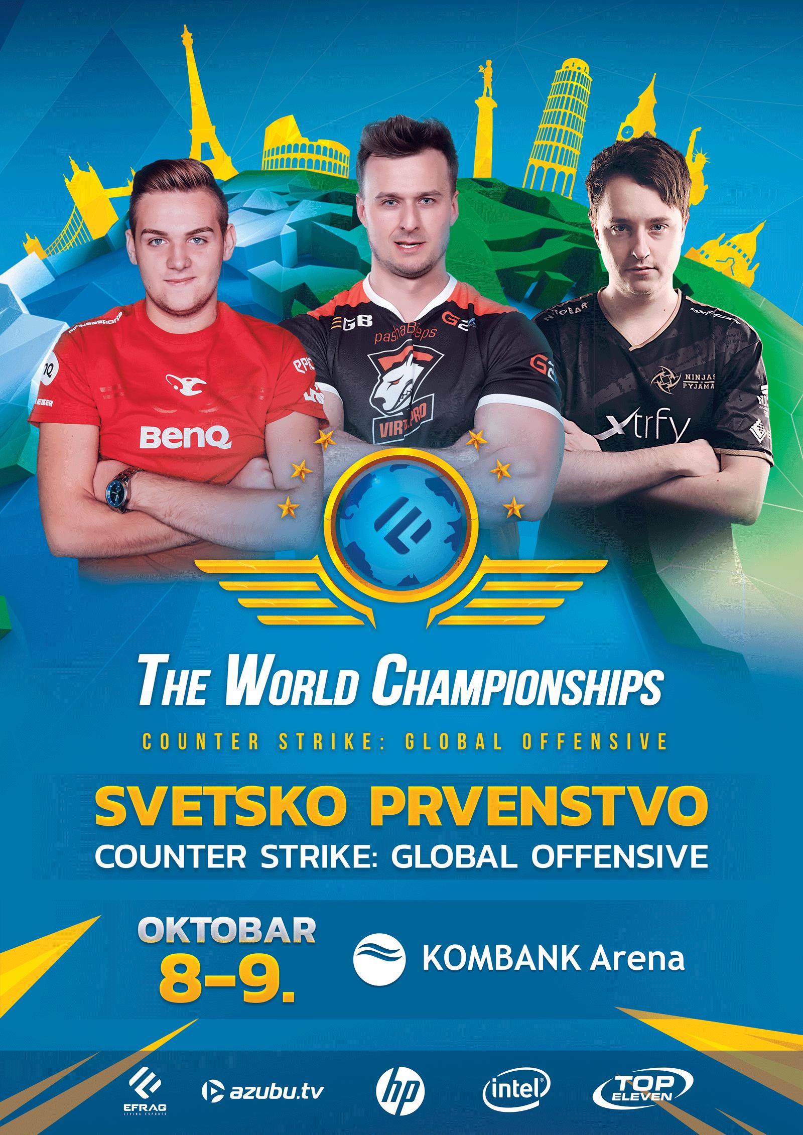 Counter Strike: Svetsko finale