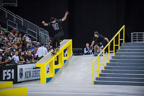 SLS okupio najbolje street skejtere / Foto: Monster Energy