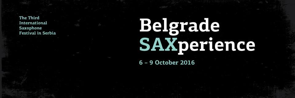 Belgrade Saxperience 2016