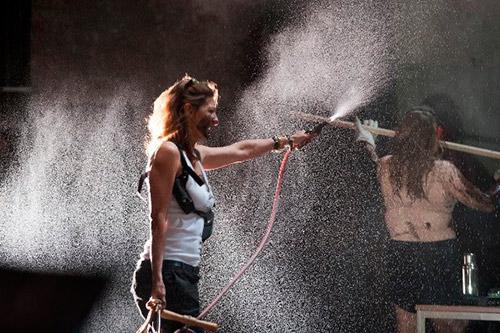 Predstava Urnebesna tama / Foto: Georg Hochmuth